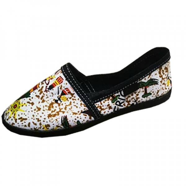 Fashionable Ankara shoes of high quality
