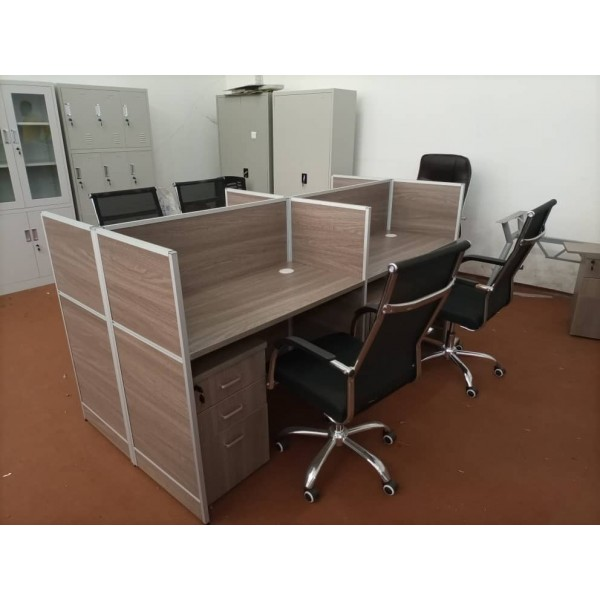 Empty Office Interior Without Chairs - imported