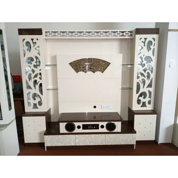 Super Quality Imported Executive Electronics Shelf  with stereo