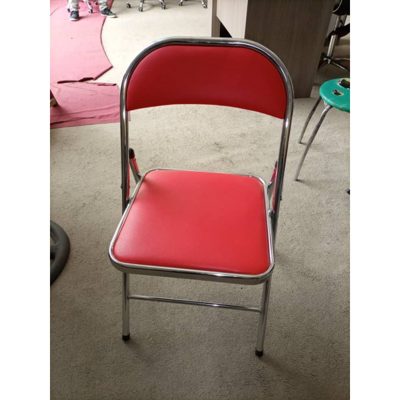Steel Folding Chair of rated quality