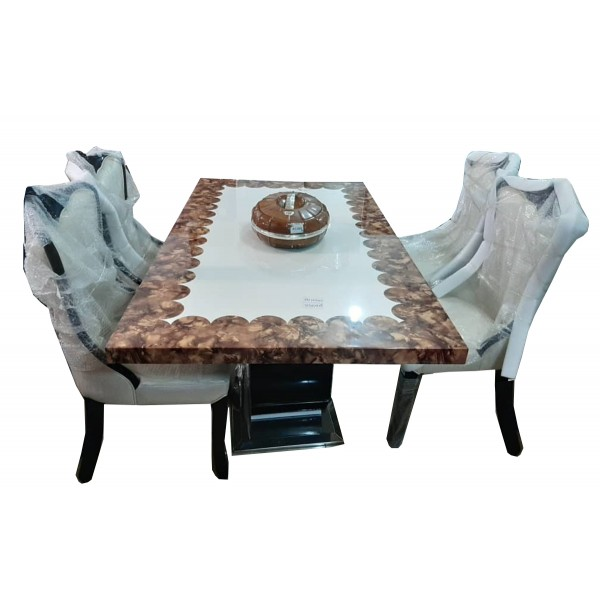 6Places Modern, Luxury Dining table perfect ,design to fit your taste