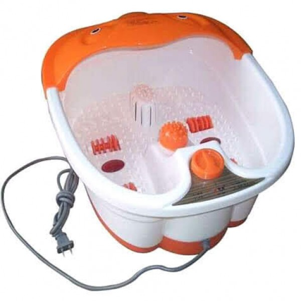CCB21052002 - Heated Bath with Vibration, Rollers, Bubble Massage