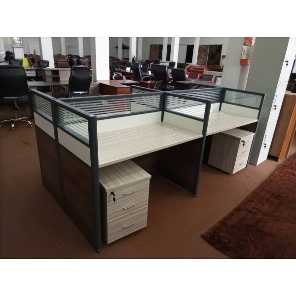 CNFCNF12052005 - Office Furniture, Cubicles, workstations, Office Interior - imported