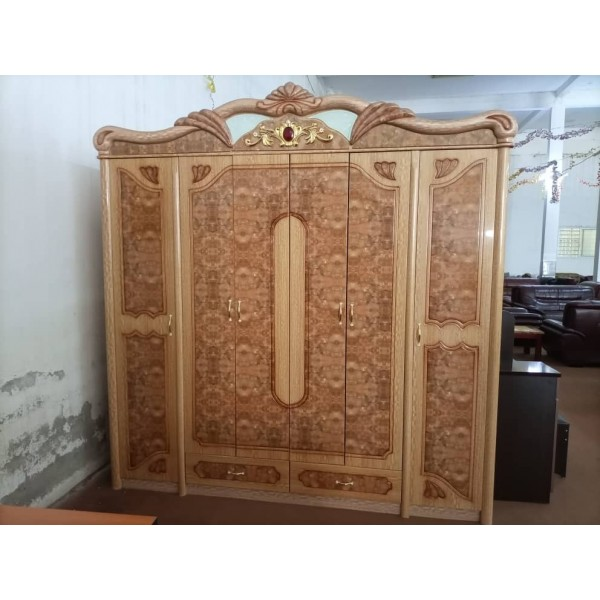 CNF12052002 - High Quality Bed Room Furnitures, Solid Wood Wardrobes