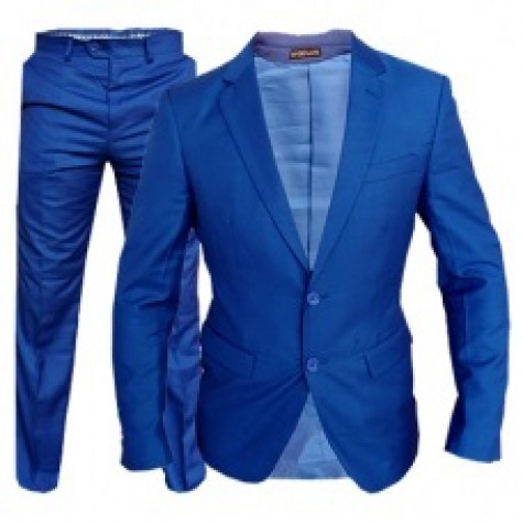 HLP10052010 - Blue Business Suits for MEN of good quality