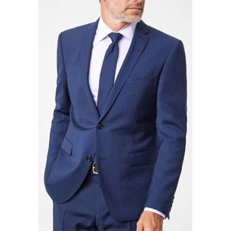 HLP10052008 - Blue Business Suits for MEN of good quality