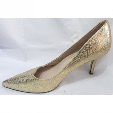 KHF28052004 - Gold Heels for Women of rated quality